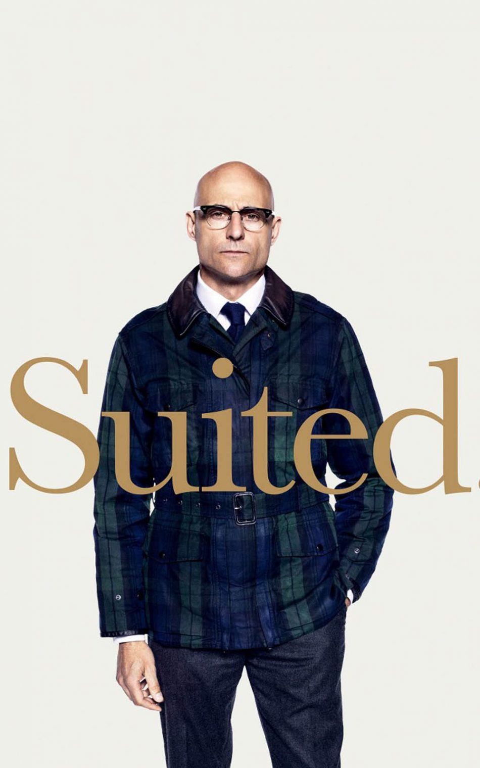 Mark Strong In Kingsman The Golden Circle HD Mobile Wallpaper