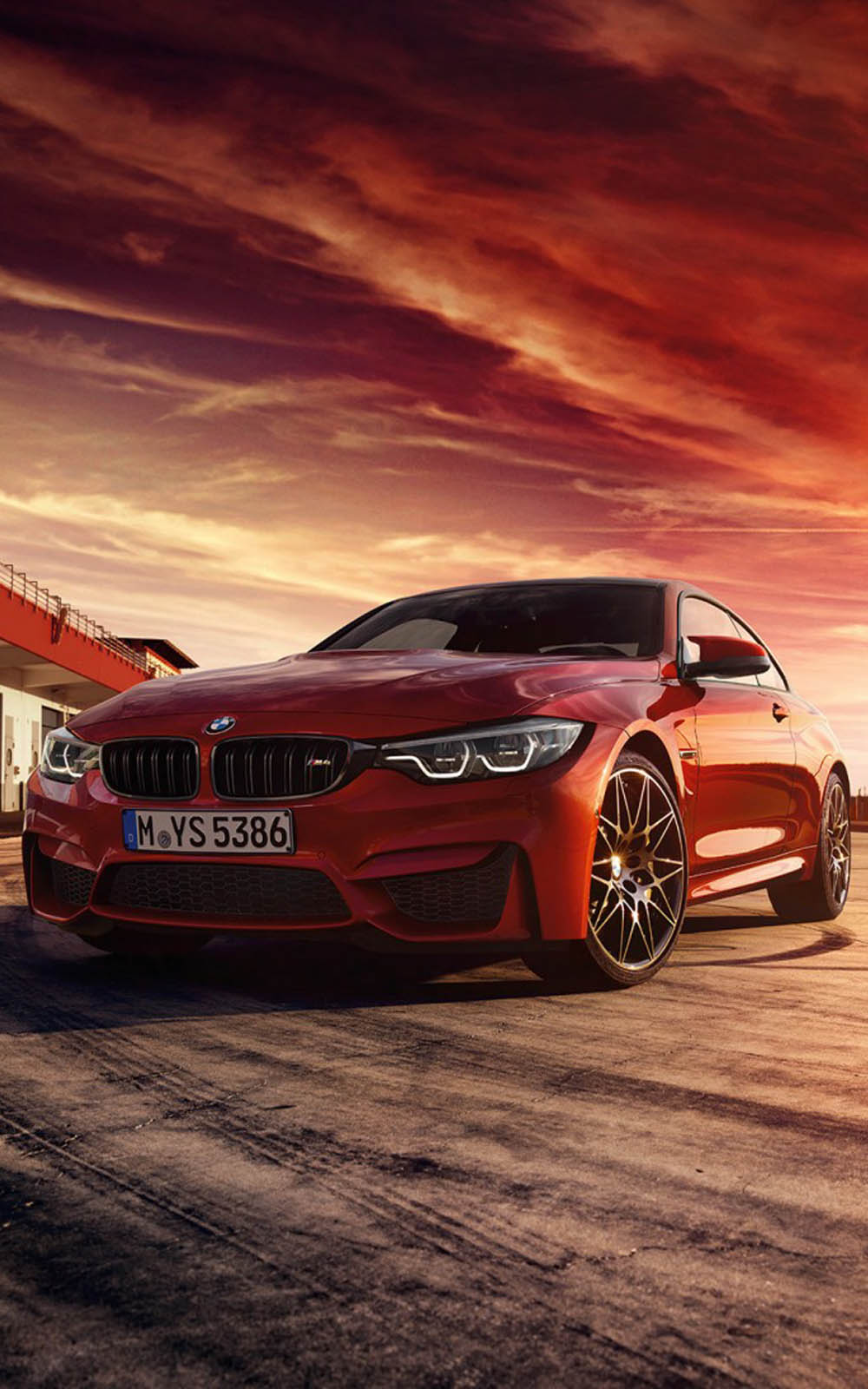 Download red bmw m4 coupe free pure 4k ultra hd mobile - 4k car wallpaper for mobile ...