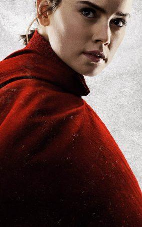 Rey In Star Wars The Last Jedi HD Mobile Wallpaper