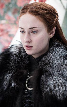 Sophie Turner In Game Of Thrones S7 HD Mobile Wallpaper