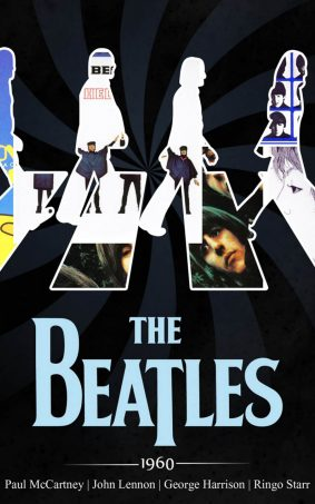 The Beatles 1960 HD Mobile Wallpaper