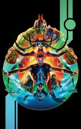 Thor Ragnarok 2017 Movie HD Mobile Wallpaper