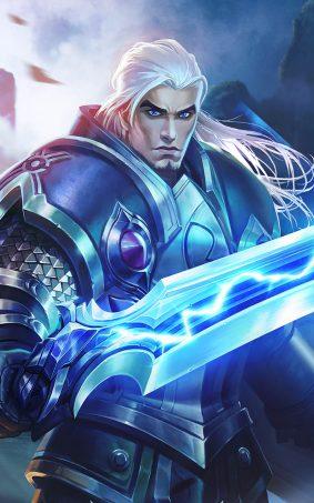 Tigreal Mobile Legends Hero HD Mobile Wallpaper