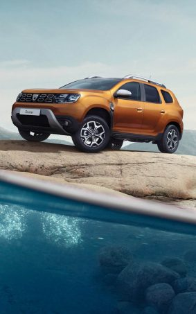 New Dacia Duster 2018 HD Mobile Wallpaper