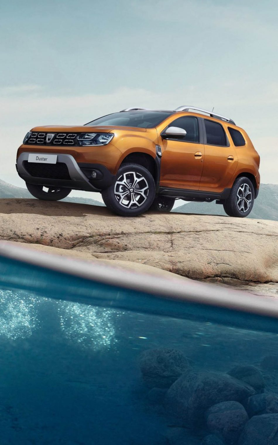 download new dacia duster 2018 free pure 4k ultra hd mobile wallpaper. Black Bedroom Furniture Sets. Home Design Ideas