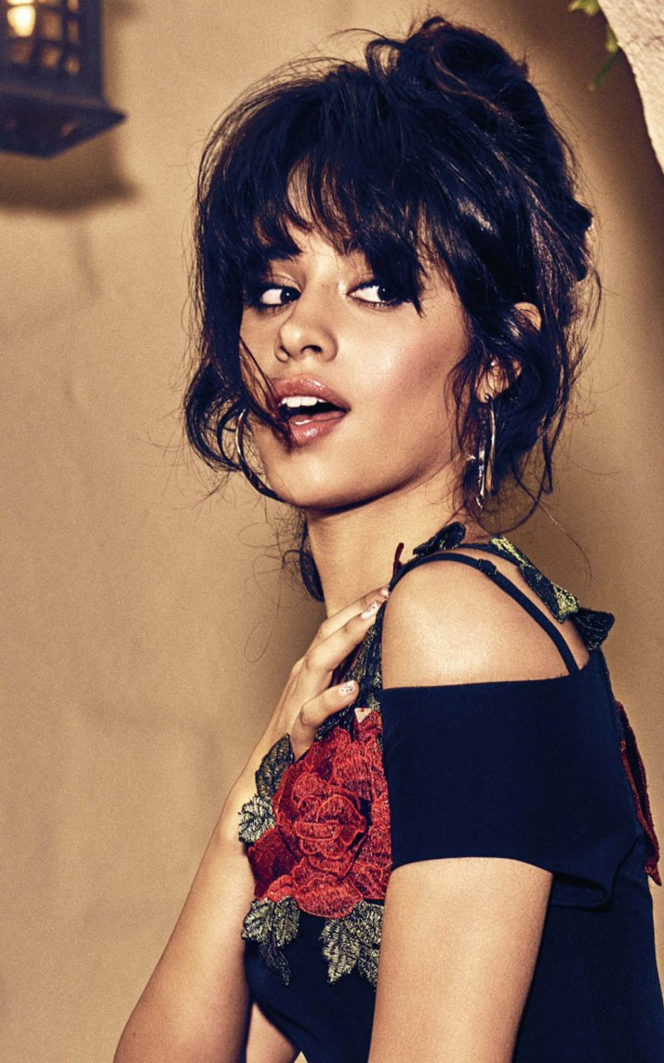Camila Cabello HD Mobile Wallpaper