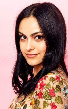 Camila Mendes Cute Click HD Mobile Wallpaper