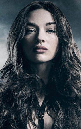 Crystal Reed In Gotham Season 4 HD Mobile Wallpaper