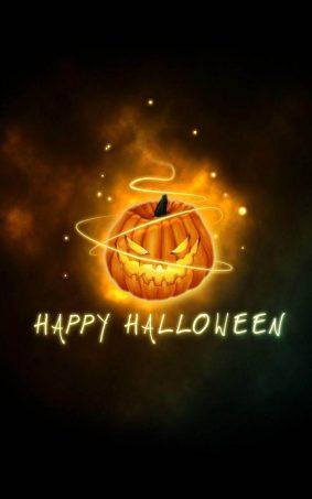 Happy Halloween HD Mobile Wallpaper