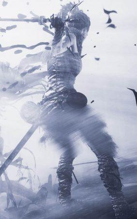 Hellblade Senuas Sacrifice Artwork HD Mobile Wallpaper