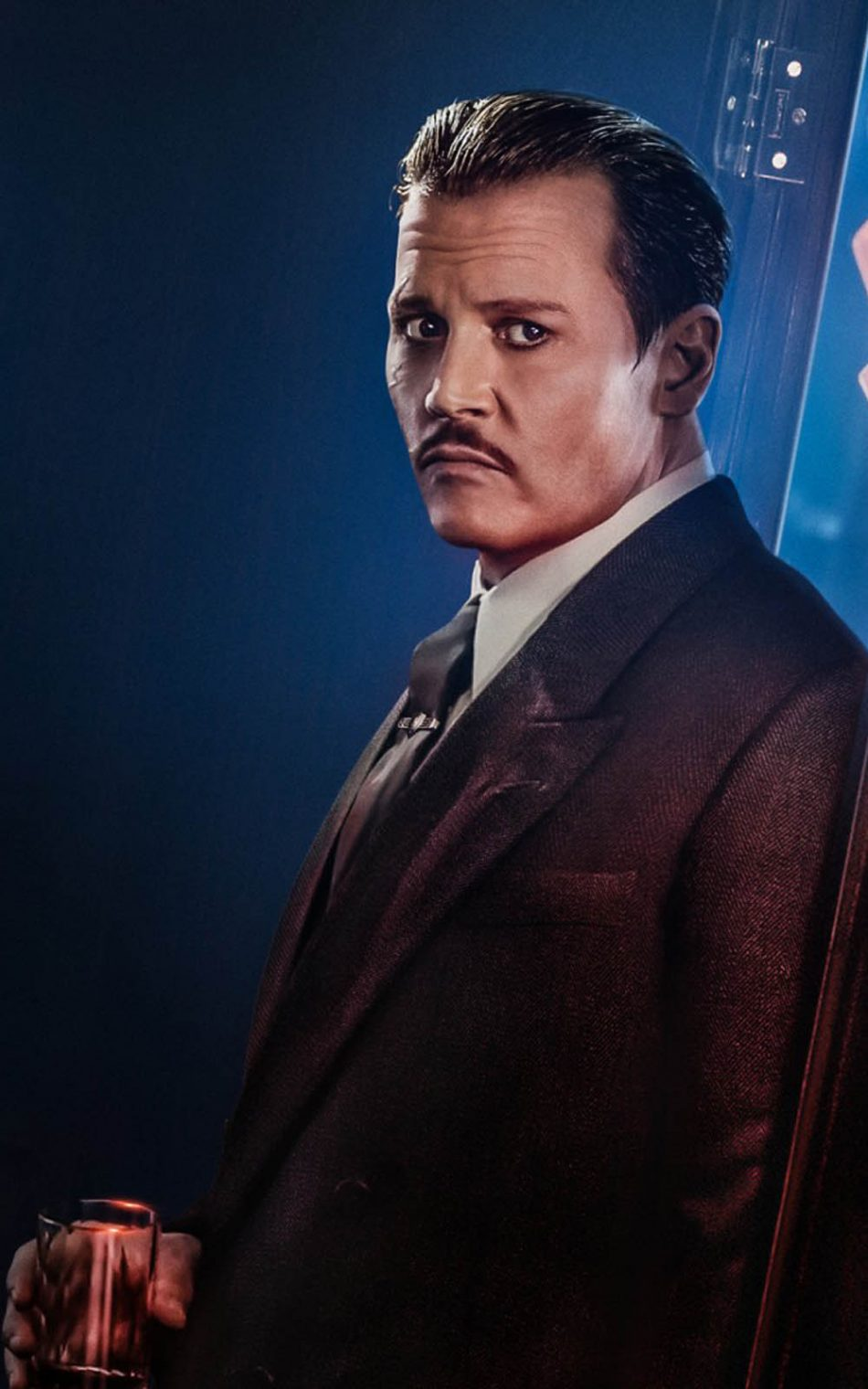 Johnny Depp In Murder On The Orient Express Free 4k Ultra Hd