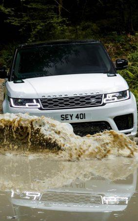 Range Rover Sport P400E HD Mobile Wallpaper