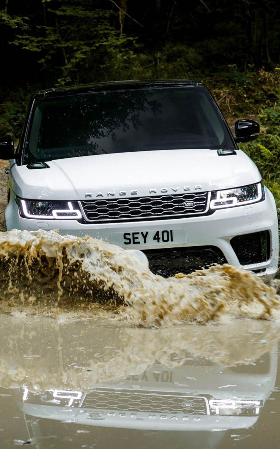 Range Rover Sport P400e 4k Ultra Hd Mobile Wallpaper