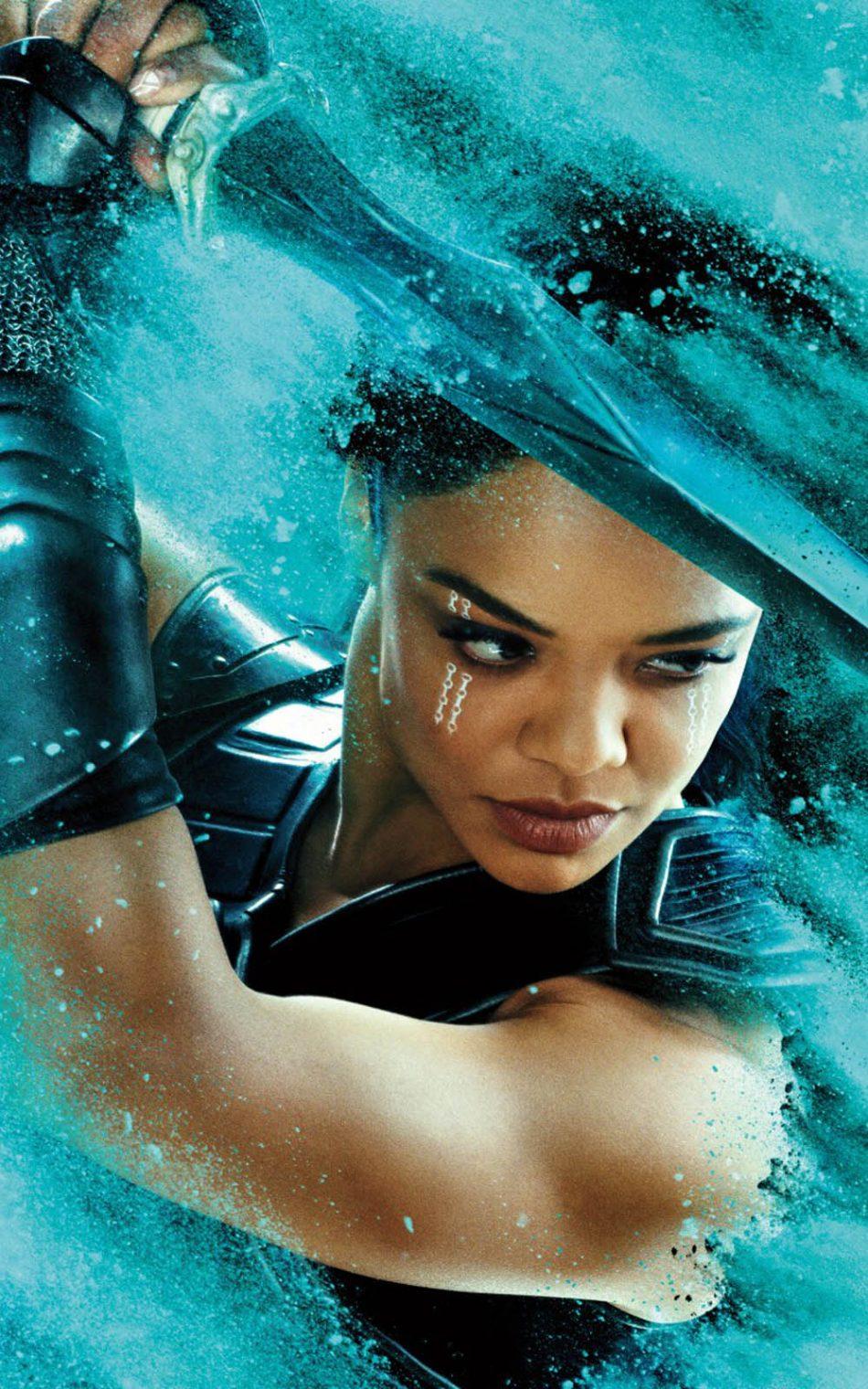 Download Tessa Thompson In Thor Ragnarok Free Pure 4k Ultra Hd