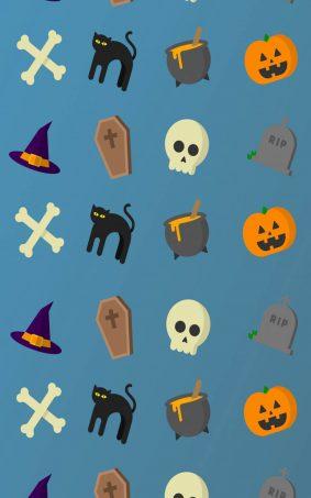 Whatsapp Halloween Background HD Mobile Wallpaper