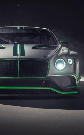 Bentley Continental GT3 HD Mobile Wallpaper