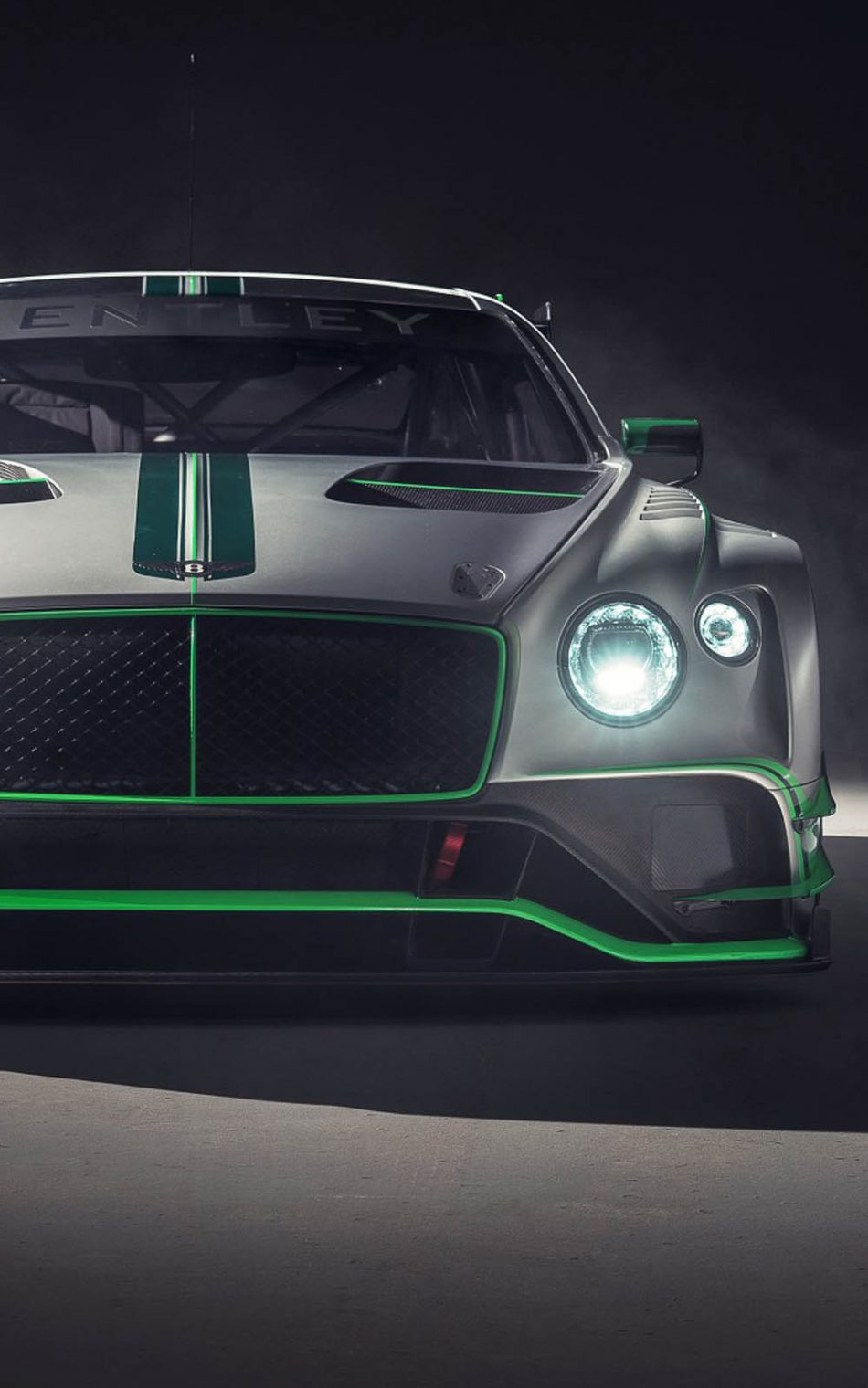 Bentley Continental GT3 HD Mobile Wallpaper