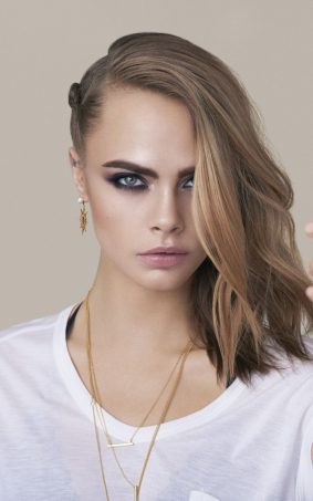 Cara Delevingne Style Photoshoot HD Mobile Wallpaper