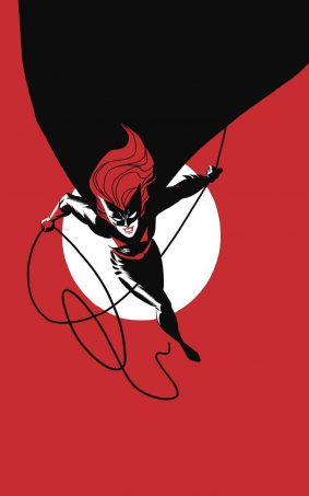 DC Comics Batwoman HD Mobile Wallpaper