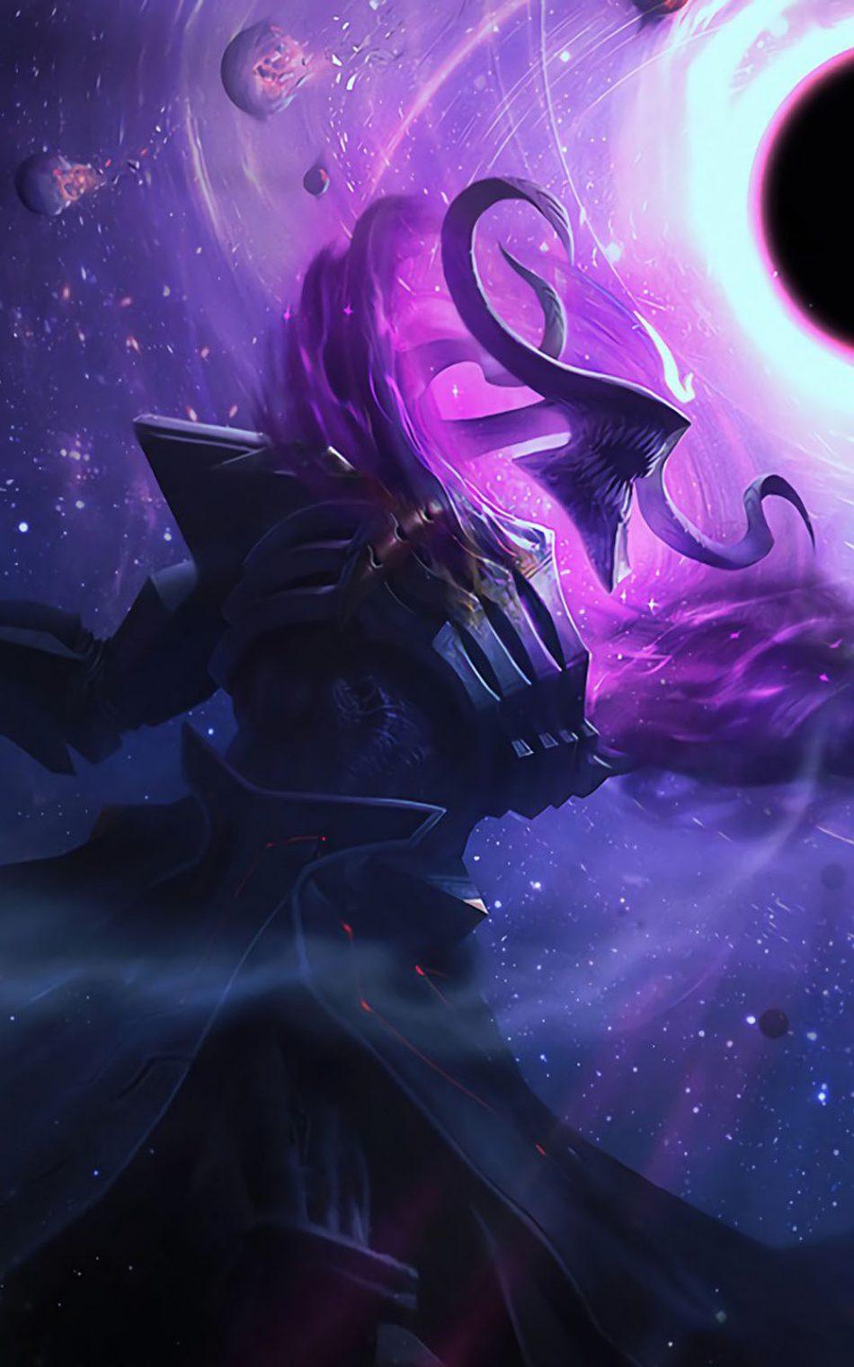 Download Dark Star Thresh League Of Legends Free Pure 4k