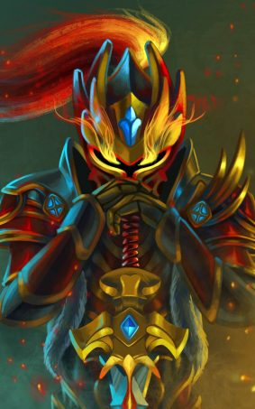 Dragon Knight Dota 2 HD Mobile Wallpaper