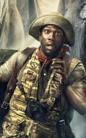 Kevin Hart In Jumanji Welcome To The Jungle HD Mobile Wallpaper