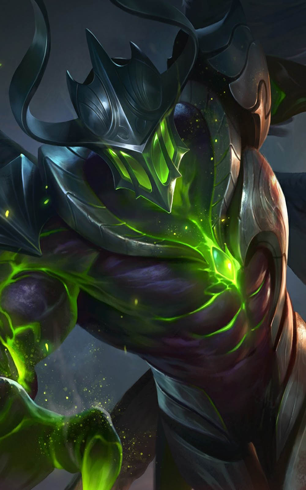 Nightstalker Argus Mobile Legends  Download Free 100% Pure HD Quality Mobile Wallpaper
