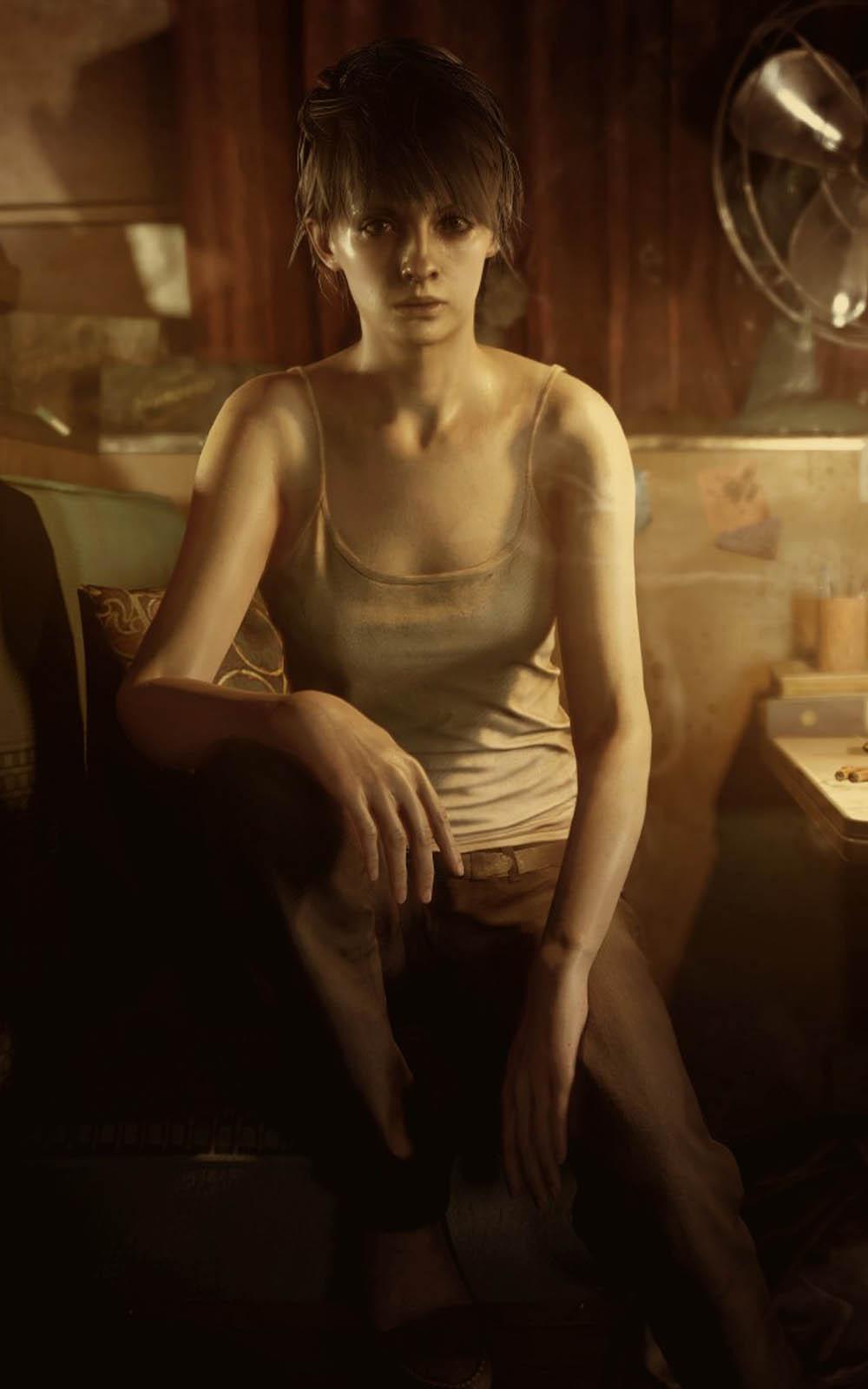 Resident Evil 7 Biohazard Zoe Baker Free 4K Ultra Hd -8662