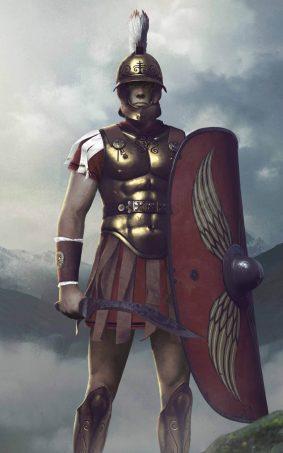 Scipio Africanus In Total War Arena HD Mobile Wallpaper