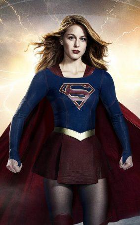 Supergirl Season 3 HD Mobile Wallpaper