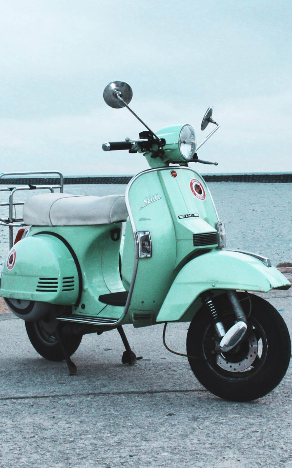 Download Vintage Scooter Free Pure 4K Ultra HD Mobile ...
