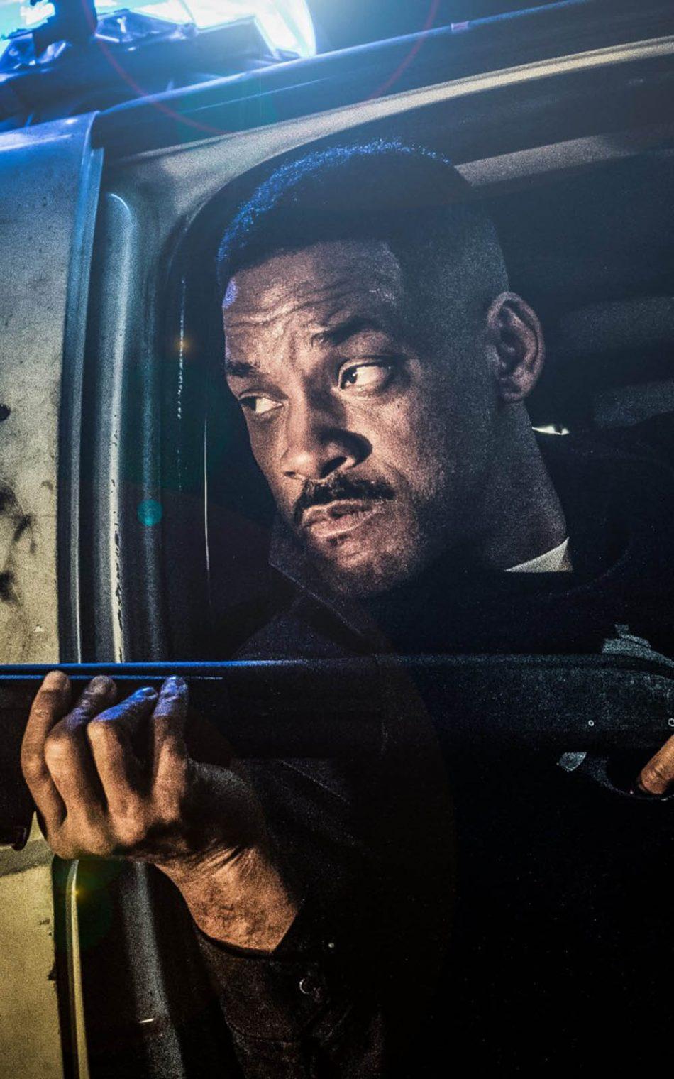 Will Smith In Bright 2017 HD Mobile Wallpaper