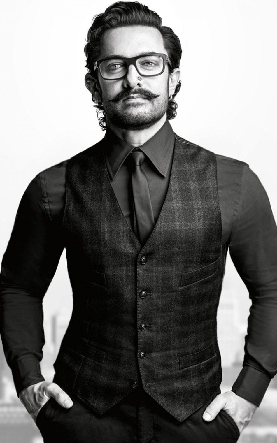 Aamir Khan GQ Magazine Photoshoot HD Mobile Wallpaper