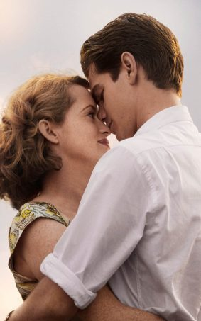 Andrew Garfield And Claire Foy In Breathe HD Mobile Wallpaper