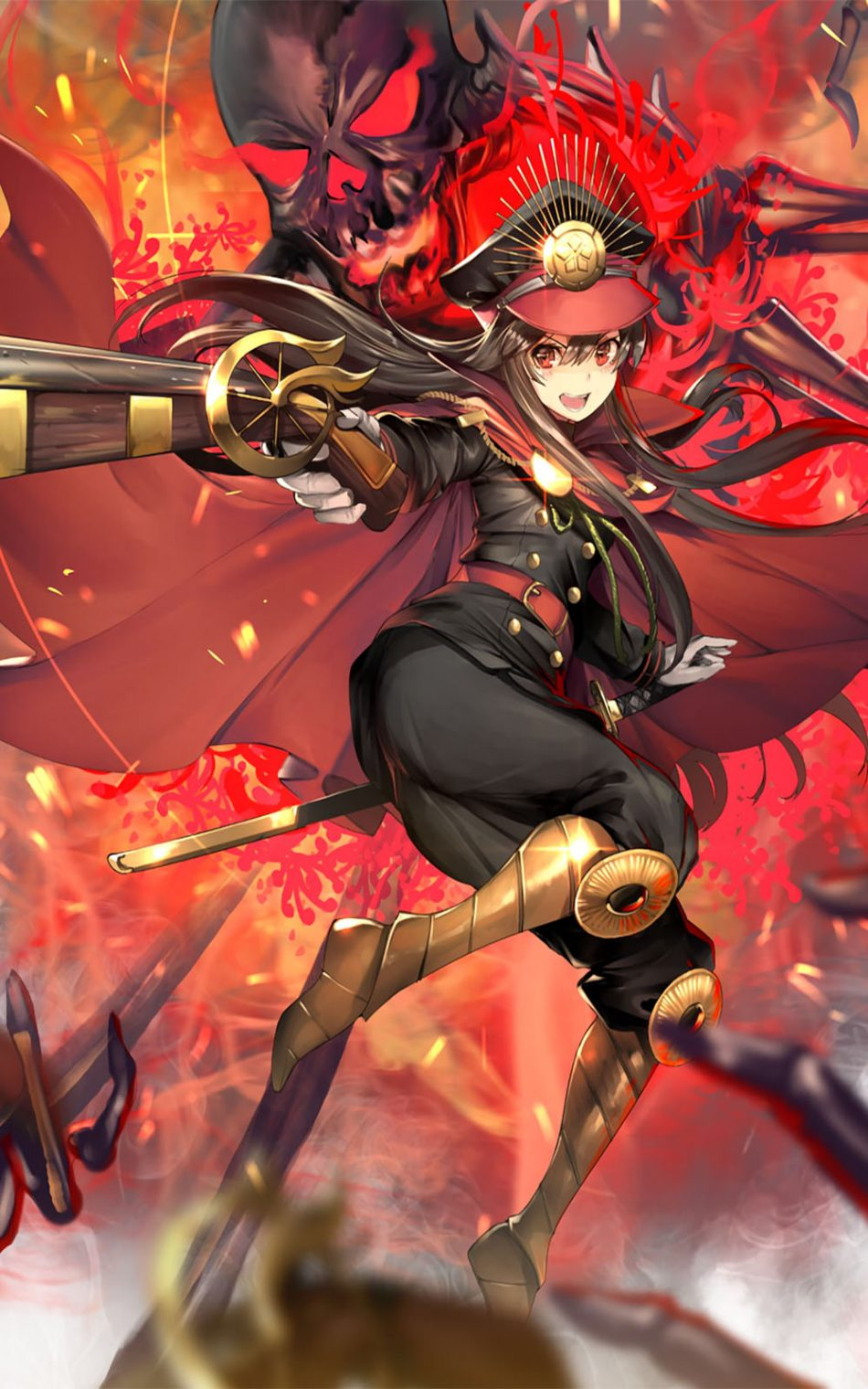 Archer Fate Grand Order 4k Ultra Hd Mobile Wallpaper