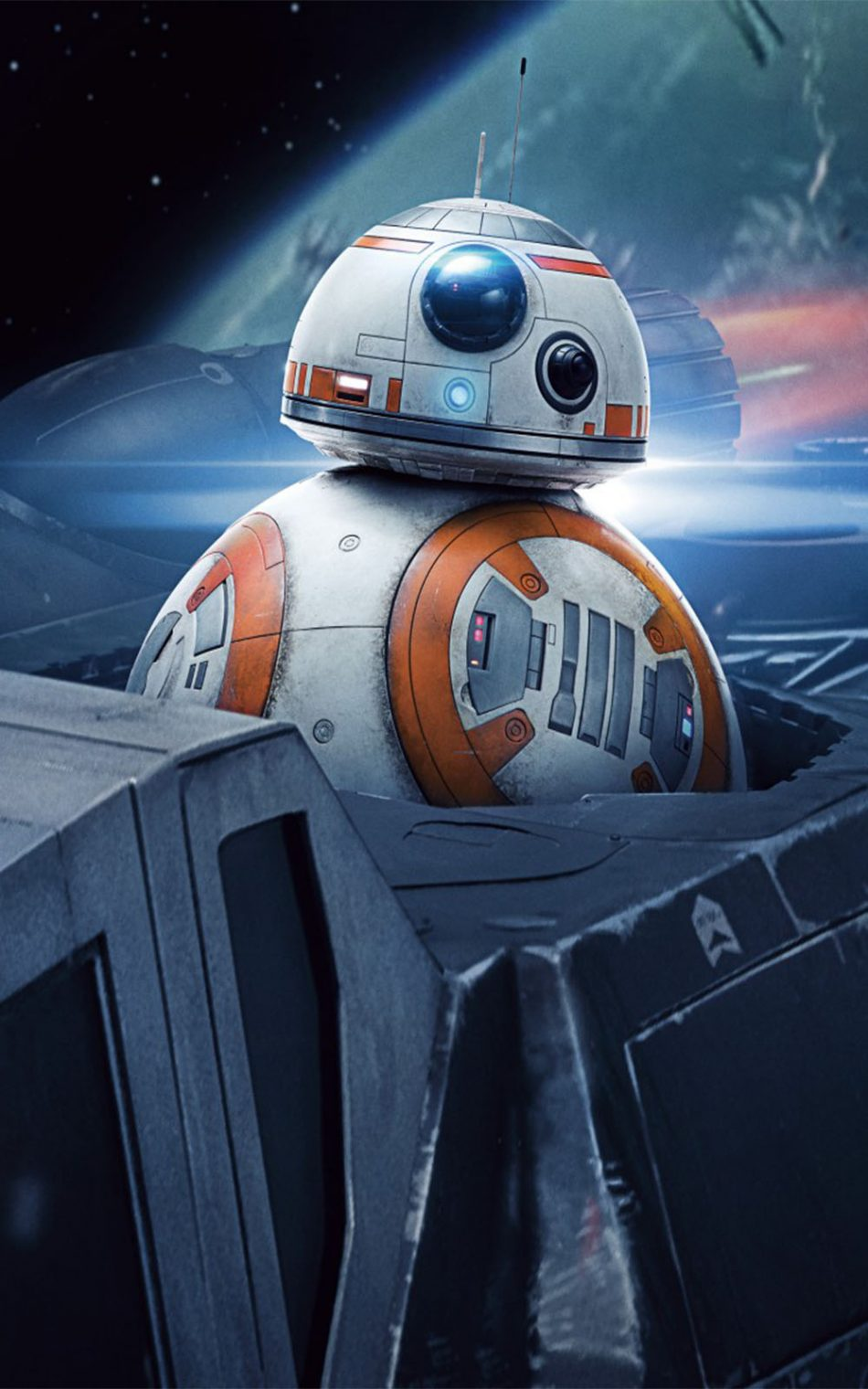 Download Bb 8 In Star Wars The Last Jedi Free Pure 4k Ultra Hd