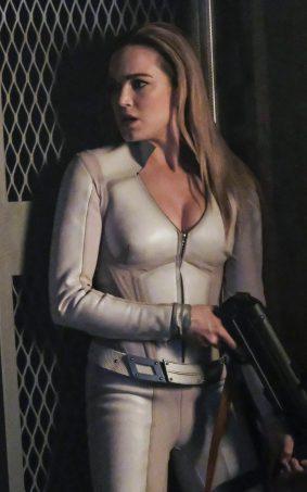 Caity Lotz In Arrow Season 6 HD Mobile Wallpaper