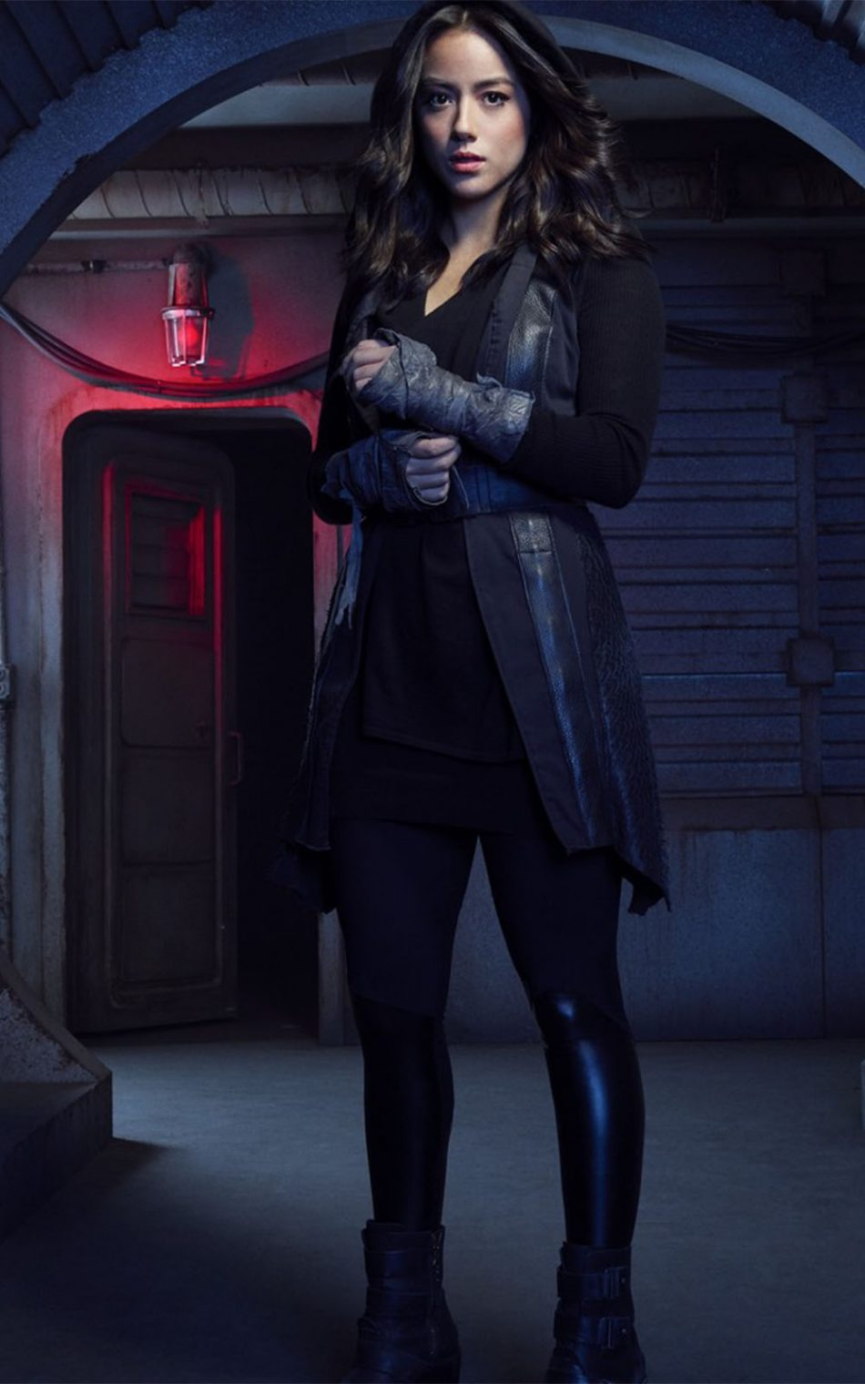Daisy Johnson In Agents Of Shield Season 5 Free 4k Ultra Hd Mobile