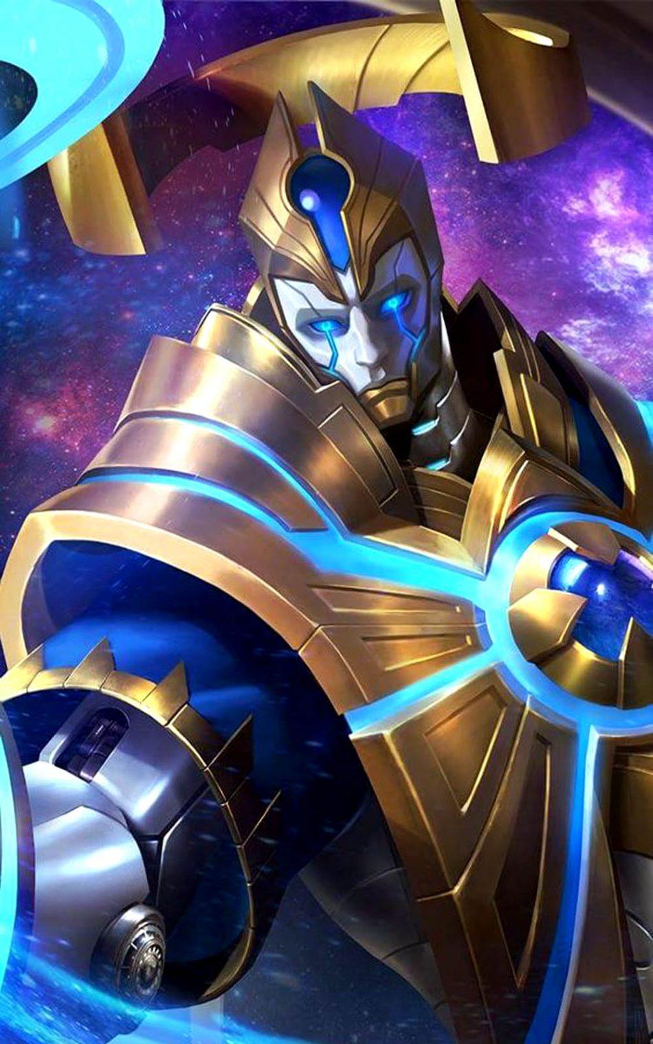 Galaxy Dominator Estes Mobile Legends HD Mobile Wallpaper