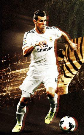Gareth Bale HD Mobile Wallpaper