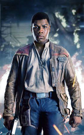 John Boyega In Star Wars The Last Jedi HD Mobile Wallpaper