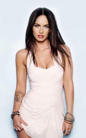 Megan Fox Hot Photoshoot HD Mobile Wallpaper