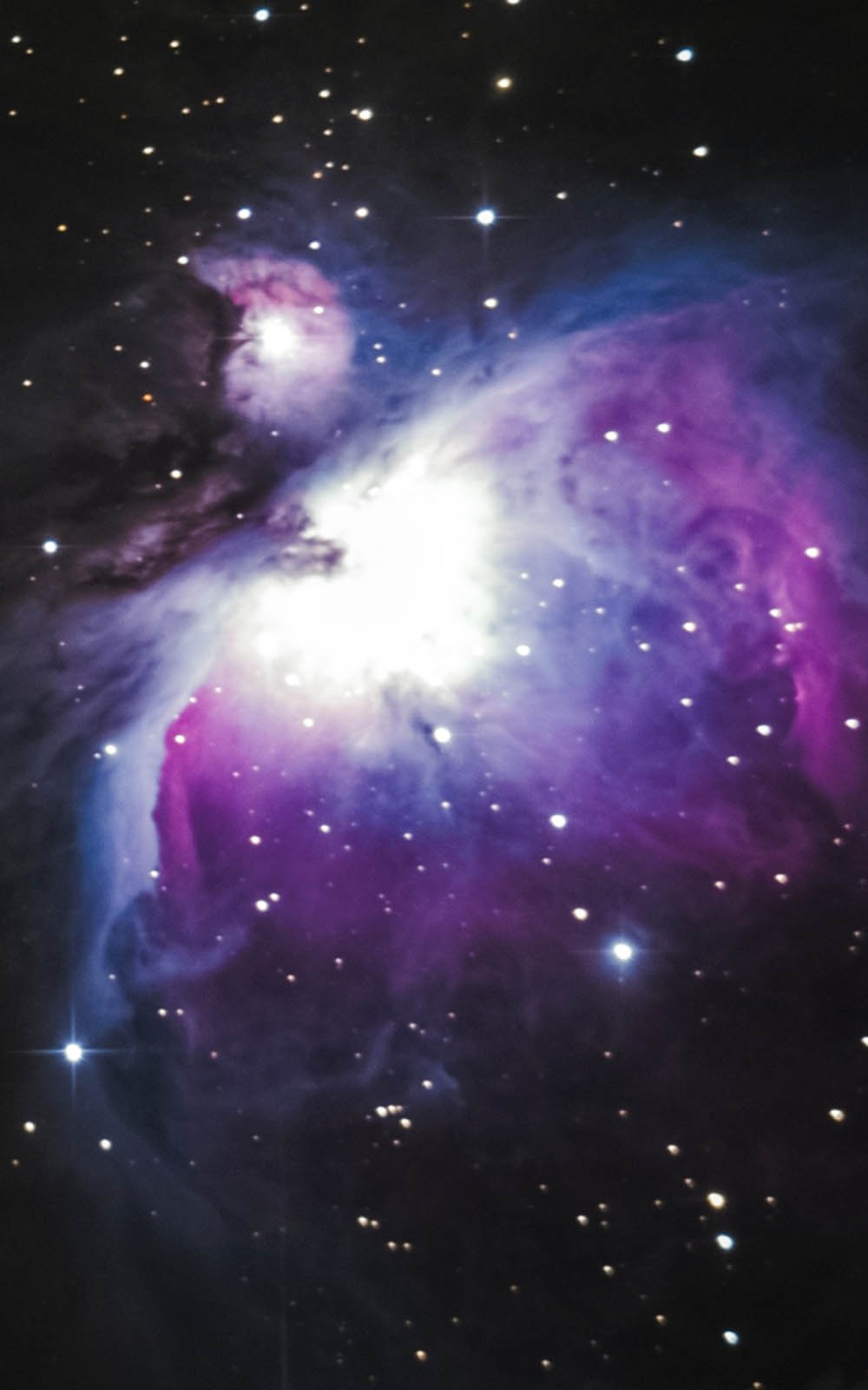 Nebula Space Galaxy 4K Ultra HD Mobile Wallpaper