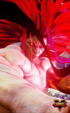Necalli Street Fighter 5 Hero HD Mobile Wallpaper