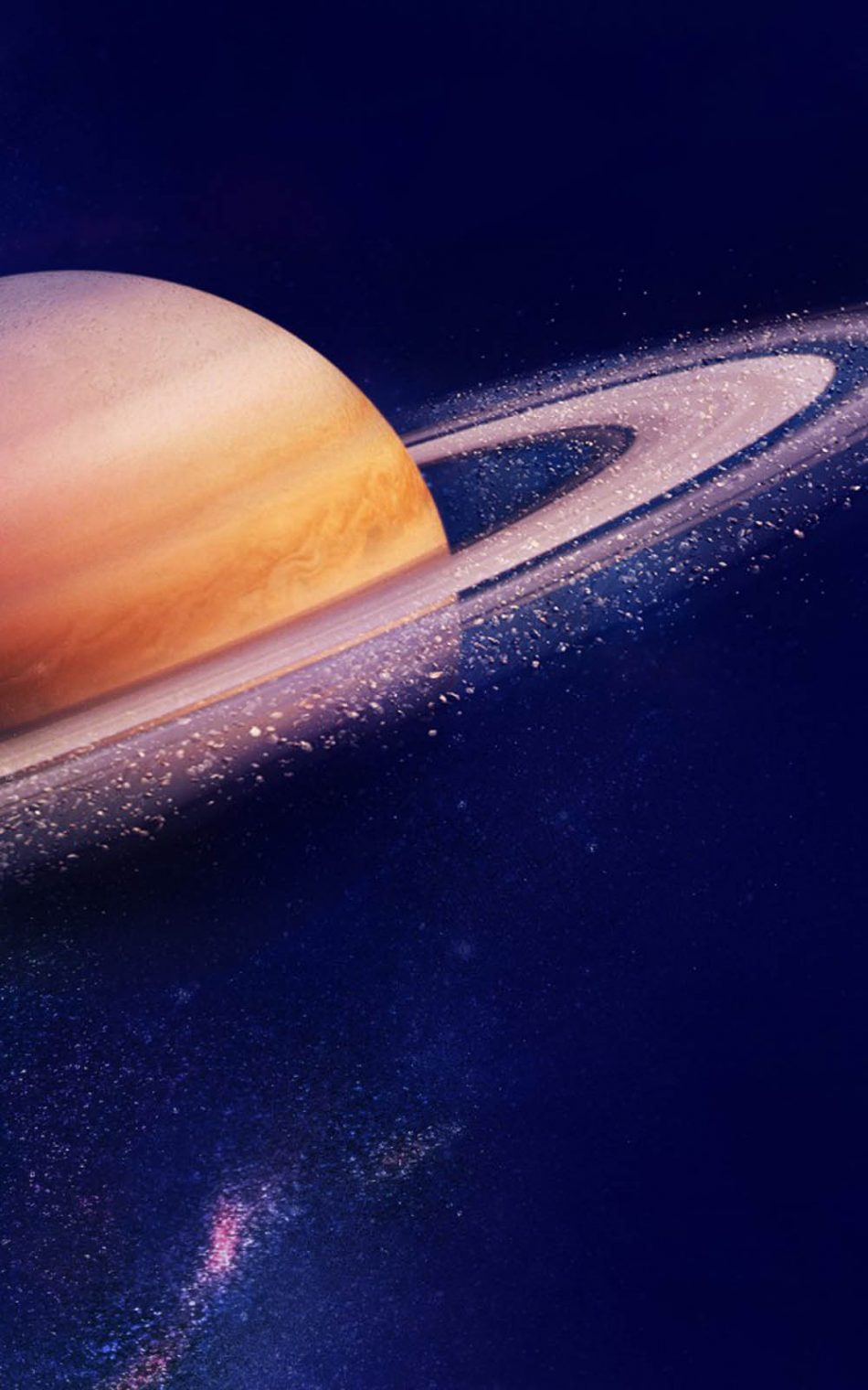 Saturn Rings Documentary