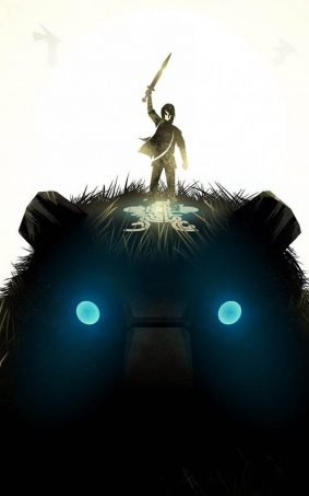 Shadow of the Colossus HD Mobile Wallpaper