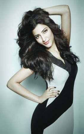 Shruti Hassan 2017 HD Mobile Wallpaper