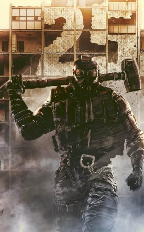 Tom Clancys Rainbow Six Siege 25 Millions Artwork HD Mobile Wallpaper
