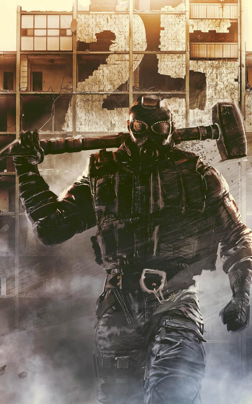 Download Tom Clancys Rainbow Six Siege 25 Millions Artwork ...