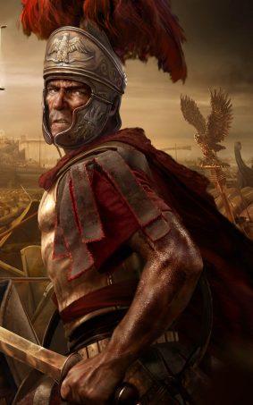 Total War - Rome II HD Mobile Wallpaper